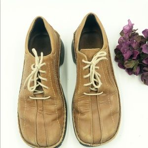 Naot | Tan Leather Loafers